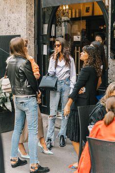 Street Style #MFW / Día 5