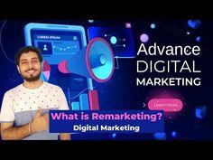 What is Remarketing/Retargeting? Advanced Digital Marketing Course FREE in Bangla   Pallab Ghosh - YouTube Marketing Process, Marketing Techniques, Marketing Strategies, Mobile Marketing, Internet Marketing, Coding Languages, What Is Digital, Free In, New Tricks