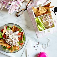 Chicken Salad Recipes | Give the boot to bland and boring chicken salad. Spice things up with these scrumptious picks.