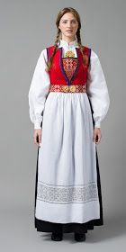 Hello all, Today I will cover the last province of Norway, Hordaland. This is one of the great centers of Norwegian folk costume, hav. Most Popular Image, Costumes Around The World, Folk Costume, Ethnic Fashion, Scandinavian Style, Traditional Dresses, Doll Clothes, Street Style, How To Wear
