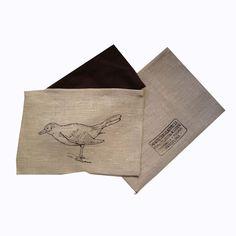 Servilletero estampado con sello de principios de siglo para marcar las piezas de tela encontrado en fábrica textil de Gironella #stamp #patrimonioindustrial #sellos #estampación