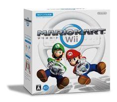 Mario Kart Wii (w/ Wii Handle) [Japan Import]