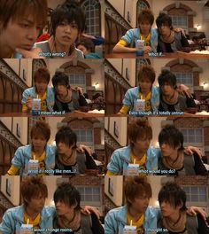 Pobre natsu cuando dudó de su sexualidad...no te apures es una chica :p