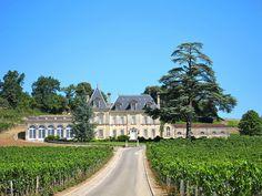 Chateau Fonplegade  Bordeaux France