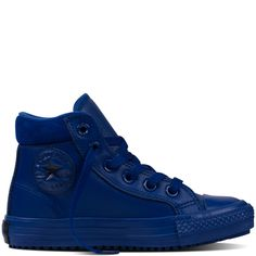 Chuck Taylor All Star Converse Boot PC Yth/Jr Obsidian obsidian