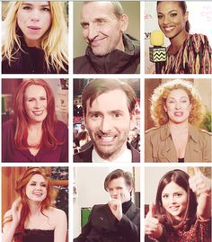 Here's the story, of a man called Doctor, who was traveling with some very lovely girls. Doctor Who Cast, Eleventh Doctor, Sherlock Holmes 3, Martha Jones, Doctor On Call, Clara Oswald, Donna Noble, Jethro, Karen Gillan