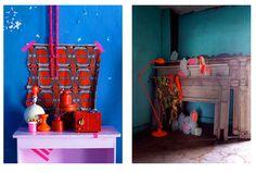 4BildCasa: Gli interni di Irina Graewe