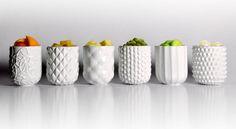 Fruit Inspired Tableware by Designer Vii Chen | Gallery. https://www.finedininglovers.com/stories/fruit-tableware-design-vii-chen/ #FoodDesign #ViiChen #FoodArt