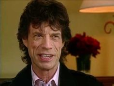 Mick Jagger interview on Charlie Rose (2002)