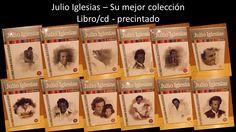JULIO IGLESIAS. SU MEJOR COLECCIÓN. ADQUIÉRELO EN: www.todocoleccion.net/tienda/coleccionismorubi