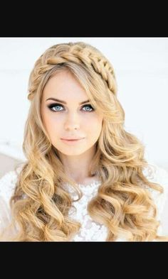 Cute & Easy Hairstyle For Teens