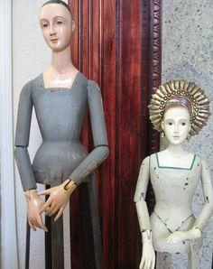 A Vintage Affaire: Santos Doll Love