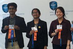 Intel International Science Fair & Engineering Fair 2015