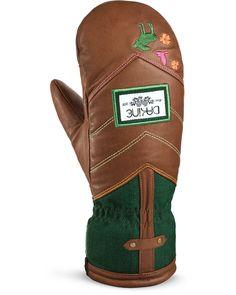 Leanne Pelosi Team Galaxy Mitt My beaut new mitts!