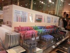 stationary heaven in NYC! :D