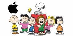 Aunque aún quedan tres meses para el inicio de la Navidades de este 2021, las cadenas de televisión, grandes almacenes... Charlie Brown Peanuts, Peanuts Gang, Apple Tv, Dhx Media, Cartoon Wall, Snoopy, Military Veterans, Cheer Up, Animation