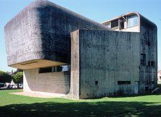 claude parent architectural and graphic work- Church of Sainte-Bernadette