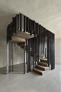 #treppen #stairs #escaleras repinned by #smgtreppen www.smg-treppen.de #wirdenkenmit #holztreppen #stahltreppen