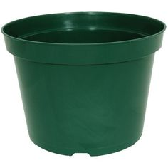 Akro-Mils AZE10001B71 Round Grower Pot, Green, 10-Inch by Akro-Mils. $4.19. Fits grower saucers and clear saucers. Available in green color. Dual drainage feature. Measures 10-inch diameter. Round grower pot. This round grower pot is an economical pot, these pots are a mainstay in the lawn and garden industry. Great for all your potting needs. Available in green color. It measures 10-inch diameter.. Save 65% Off!