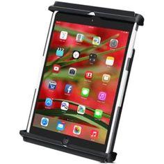 RAM Mount TAB-TITE Universal Clamping Cradle f/iPad Mini w/Case, Skin, or Sleeve