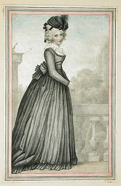 Collection of English Original Watercolour Drawings  Ann Frankland Lewis  probably 1792  LACMA Collections Online