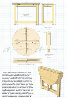 WoodArchivist is a Woodworking resource site which focuses on Woodworking Projects, Plans, Tips, Jigs, Tools Wooden Furniture, Furniture Plans, Woodworking Plans, Woodworking Projects, Drop Leaf Table, Table Plans, Diy Table, Repurposed, Decoupage