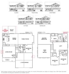 Sawtooth 2740 floor plan beautiful floor plan for Rutherford house plan