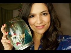 DIY Holiday Gift: Snow Globes! - YouTube