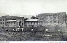Puerta de Medicos HSJD 1888 Sj. CR.