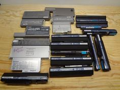 LOT OF 20 Li-ion Laptop battery Dell Apple Panasonic Acer Lithium Ion PARTS ONLY
