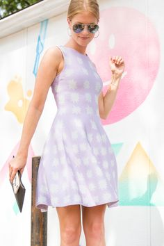 Happy in Issa (dress is 50% off!) - A PIECE of TOAST