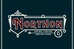 Northon Font and Ornament Hello buddy ! this time we will introduce to you Northon,a vintage typeface from us.Northon has 2 types that is northon and Calligraphy Fonts, Script Fonts, All Fonts, Nice Fonts, Best Free Fonts, Vintage Fonts, Creative Fonts, Free Fonts Download, Premium Fonts