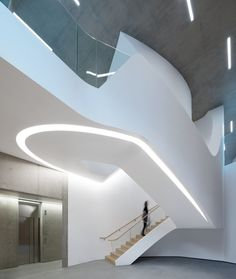 Gallery of The Investcorp Building / Zaha Hadid Architects - 33