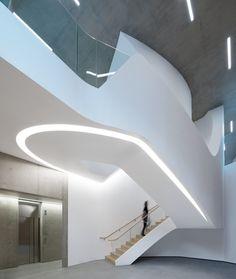 Galeria de Edifício Investcorp / Zaha Hadid Architects - 33