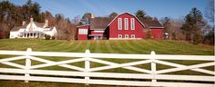 Blackberry Farm, TN!!  When we lived on this side of the country - I would look at pictures of this place & just relax at the thought of a picnic on their grounds.  Amazing - a beyond my dreams vacation spot.