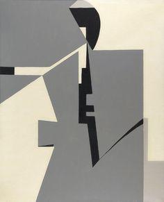 Title: Architectural Mechanics  Artist: Balcomb Greene (1904-1990, American)  Year: 1935