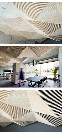 Office_Assemble Studio_Ceiling Design!