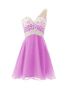 Dresstells One Shouder Homecoming Dress with Beadings Short Bridesmaid Dress Lilac Size 6 Dresstells http://www.amazon.co.uk/dp/B00MPE9PWI/ref=cm_sw_r_pi_dp_sffqvb1V3T13C