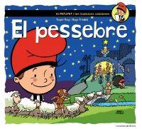 En aquest conte el Patufet i els seus amics munten un bonic pessebre, tot aprofitant la proximitat de les festes de Nadal.
