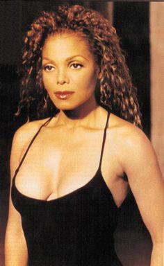 Janet Jackson my sexiest blessing Michael Jackson, Jo Jackson, Jackson Family, Beautiful Black Women, Beautiful People, Janet Jackson Unbreakable, Divas, Vintage Black Glamour, Vintage Beauty