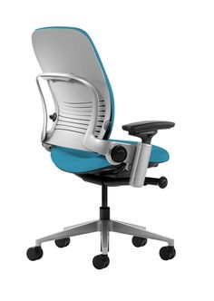 steelcase gesture chair supports texting and other modern postures