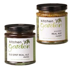 Kitchen Garden Real Ale Duo