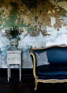 Vintage Furniture #VintageLuxe #AW14Lingerie #figleaves