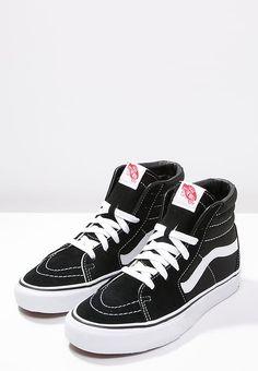 84d39557dd8fb0 Vans SK8 - Baskets montantes - black - ZALANDO.FR Chaussures Vans