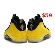 Yellow foamposites for kids http://www.foampositesgalore.com  #yellowfoamposite #