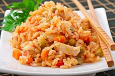 Tasty Chicken And Rice Pilaf Casserole Great Family Recipe: 3 Dinners In 1 Dish