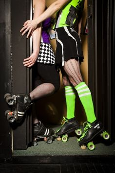 Great Riedell skates :) - roller derby
