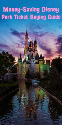 Disney park tickets coupons