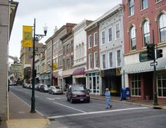 America's 10 Best Small Towns - Staunton VA Culture and History