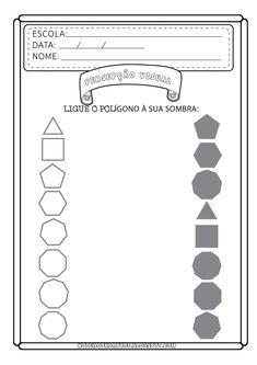 Notebook da Profª: Fichas Percepção Visual - Nível médio e visual